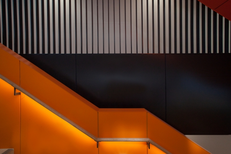 Staircase in Biomedical Precinct