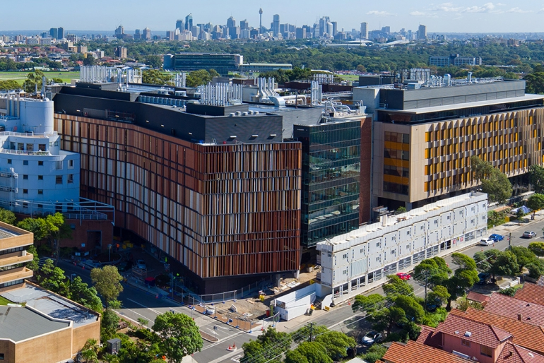Biomedical Precinct Extension