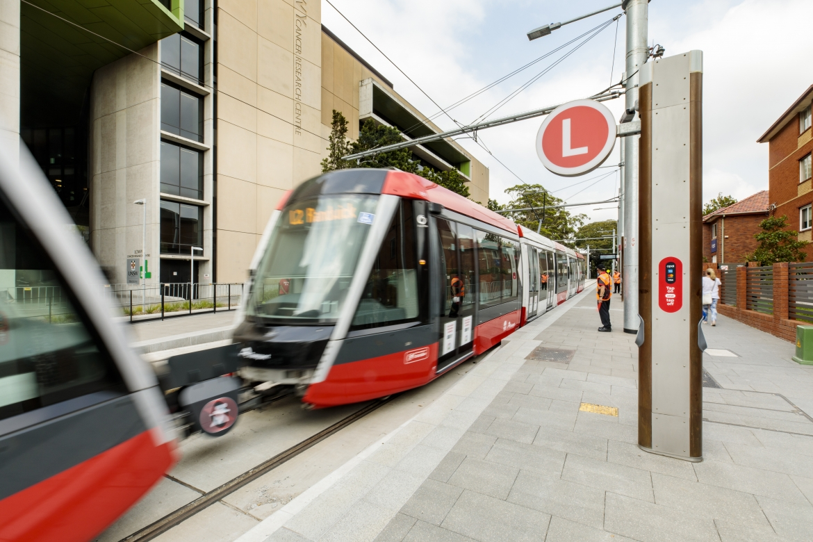 Light Rail Randwick
